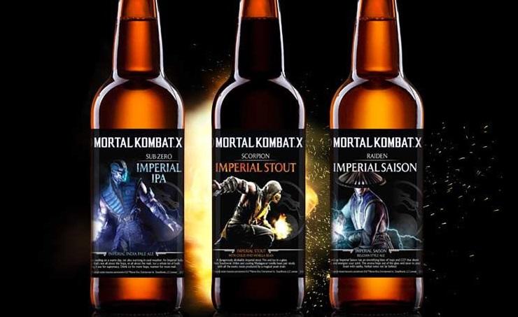 birra mortal kombat