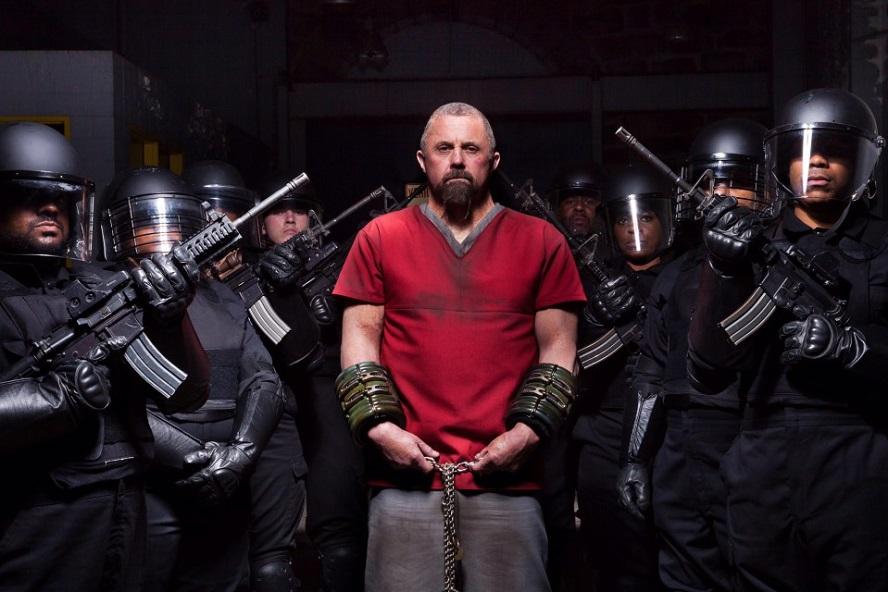 Scorci di inferno nel primo trailer di Death House con Kane Hodder