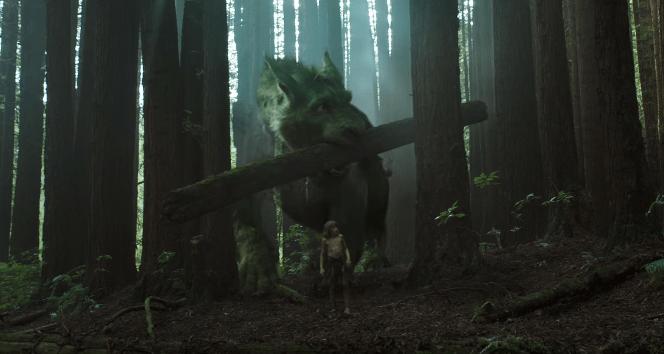 drago invisibile trailer 2016