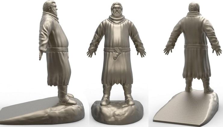 Alcuni fan di Il Trono di Spade creano il fermaporta di Hodor!