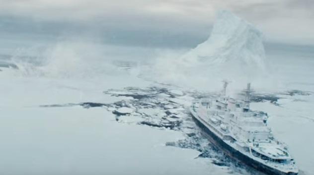 Il trailer del disaster movie russo Ledokol ci regala brividi ghiacciati