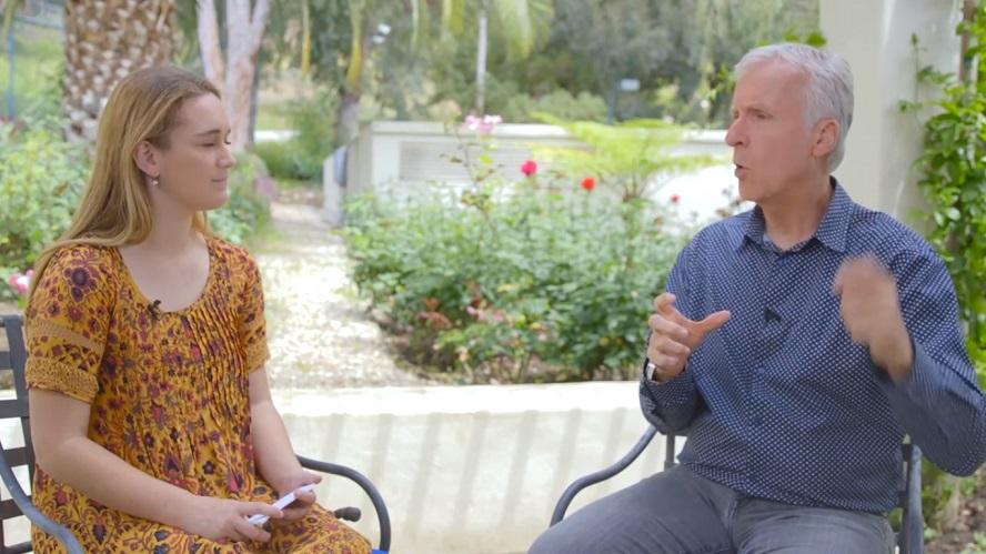 James Cameron dice la sua su Star Wars - Il risveglio della Forza