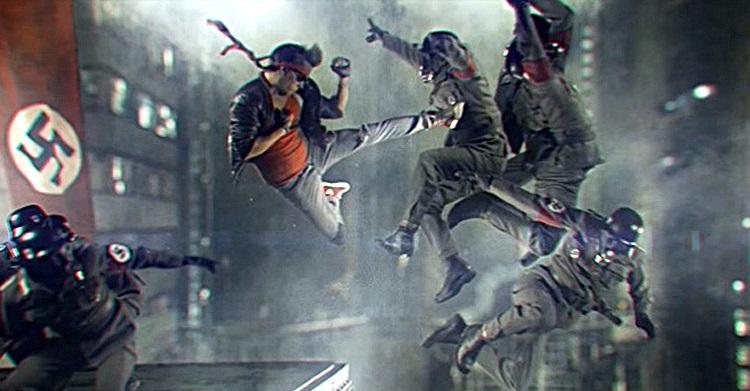 David Sandberg sta per girare il seguito del fenomeno Kung Fury