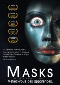 masks marschall poster