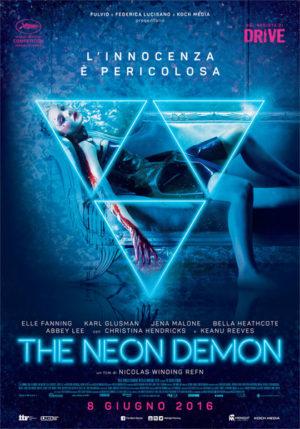 neon demon locandina