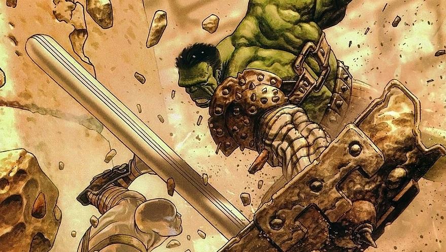 In Thor: Ragnarok vedremo anche stralci di Planet Hulk