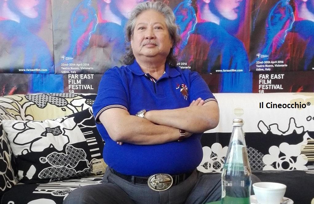 Intervista a Sammo Hung su The Bodyguard e sul cinema di arti marziali