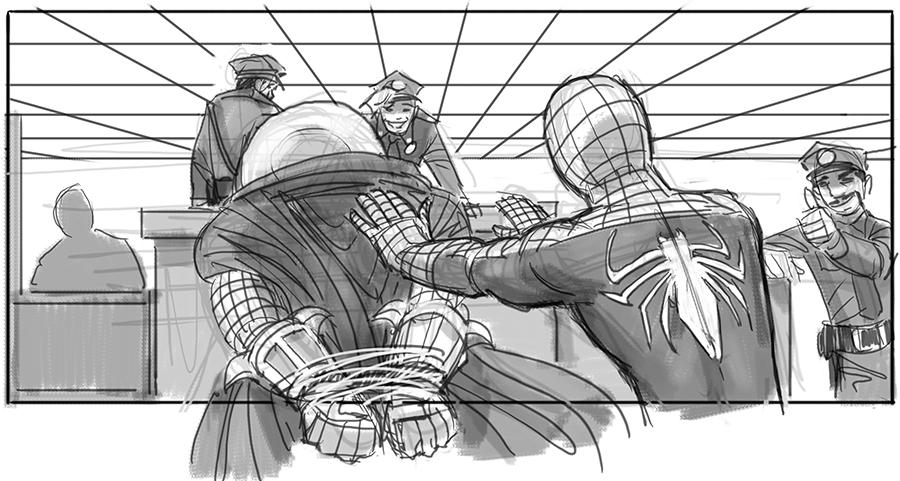 spider-man 4 mysterio