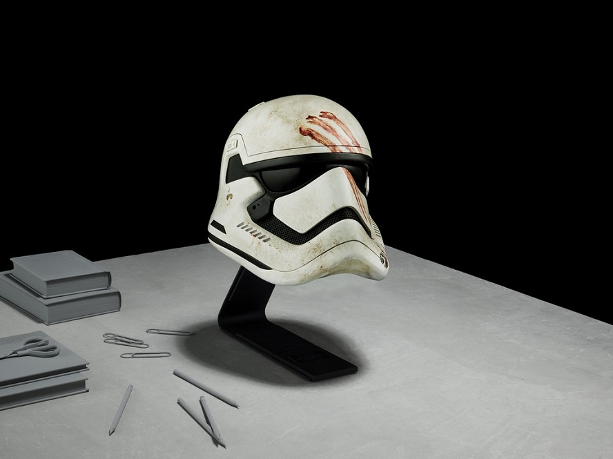 In commercio le repliche da collezione degli oggetti di Star Wars - Il risveglio della Forza