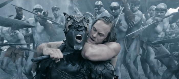 The Legend of Tarzan: il nuovo trailer IMAX rivela le origini del signore delle scimmie