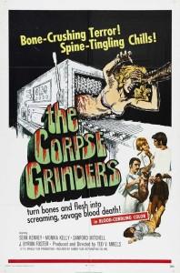 the corpse grinders locandina