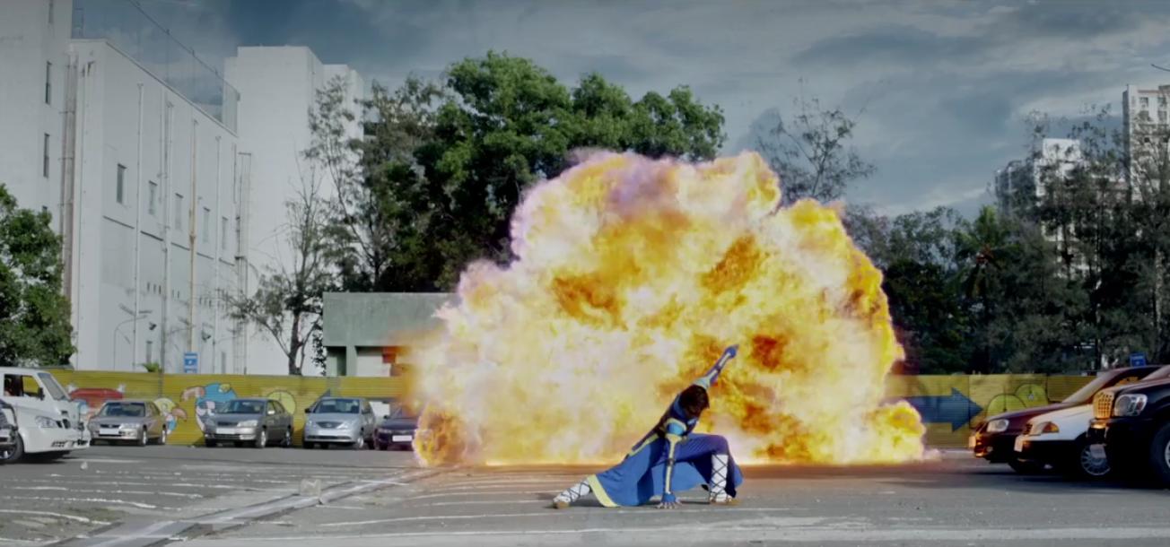 Tiger Shroff è un goffo supereroe nel trailer di A Flying Jatt