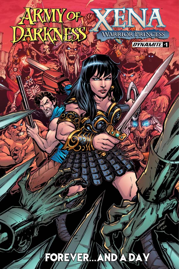 Army of Darkness  Xena, Warrior Princess Forever… and a Day (8)