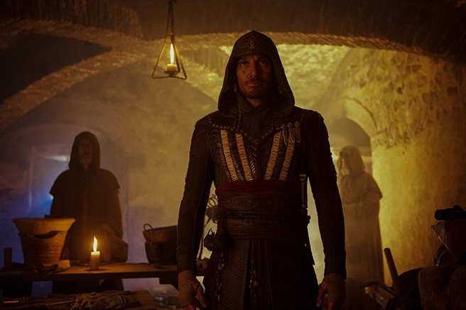 Assassin's Creed kurzel