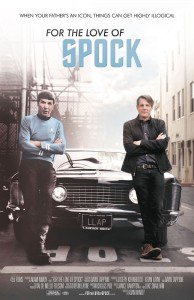 For the Love of Spock poster