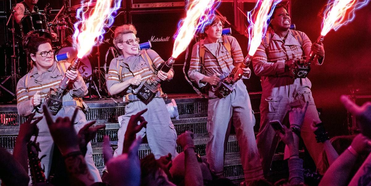 Ghostbusters di Paul Feig non è lontanamente un flop, secondo la Sony