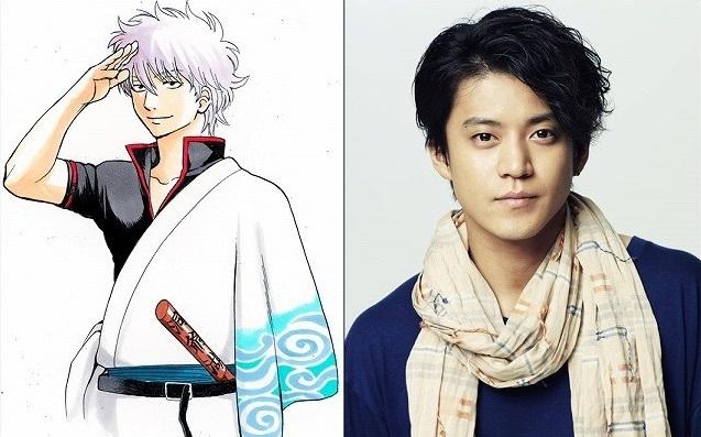 Shun Oguri sarà Gintoki Sakata nel live-action di Gintama