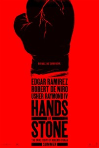 Hands of Stone de niro ramirez locandina
