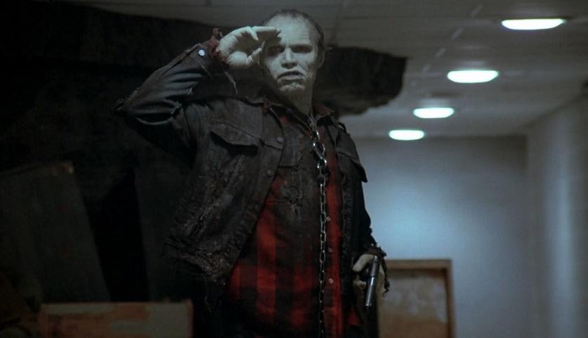 Prime immagini del nuovo Bub dal set del remake di Il Giorno degli Zombi