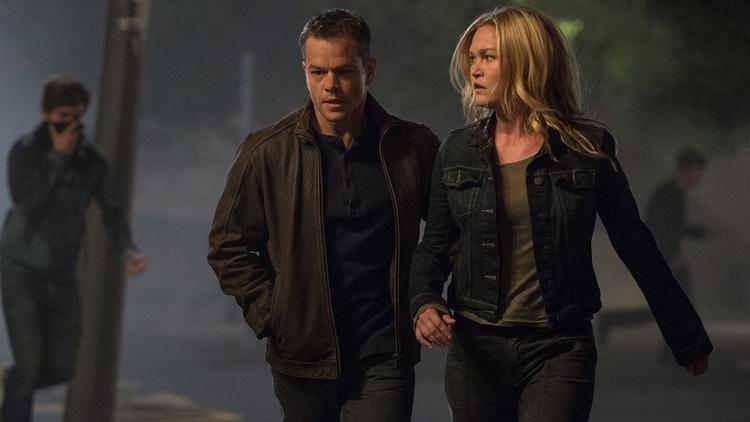 Jason Bourne matt