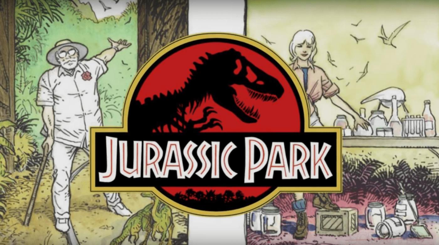 Jurassic Park: un video mostra le 2 versioni scartate per la versione animata