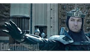 King Arthur - Legend of the Sword law