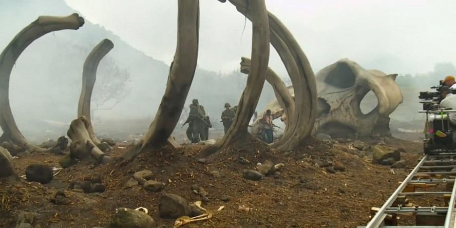 Kong - Skull Island: prima mostruosa immagine e nuovi dettagli sul film