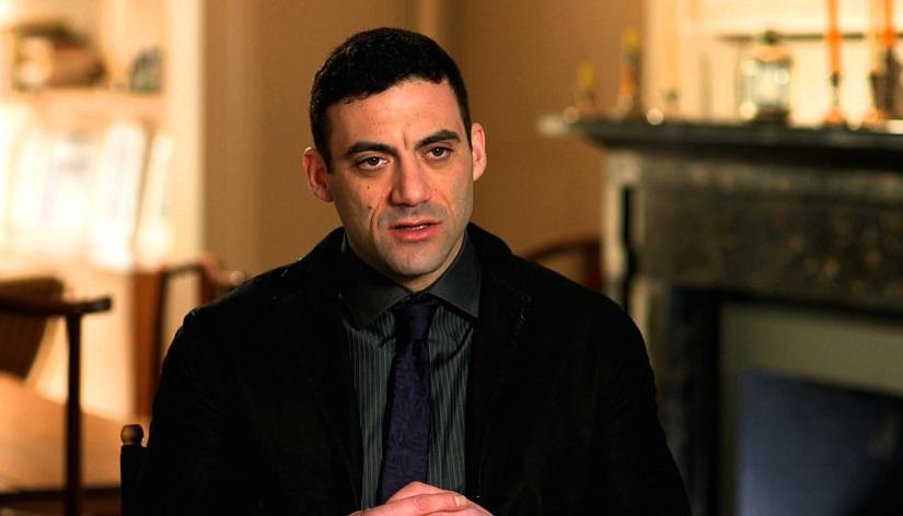 Morgan Spector è il protagonista della serie TV The Mist