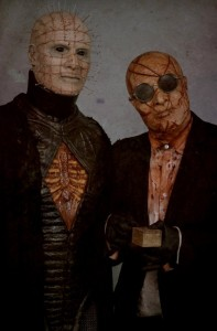 Pinhead The Auditor Hellraiser Judgment