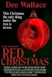 Red Christmas Craig Anderson locandina