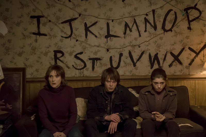 Stranger Things Netflix Easter Egg 16