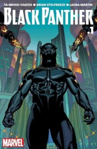 Ta-Nehisi Coates black panther