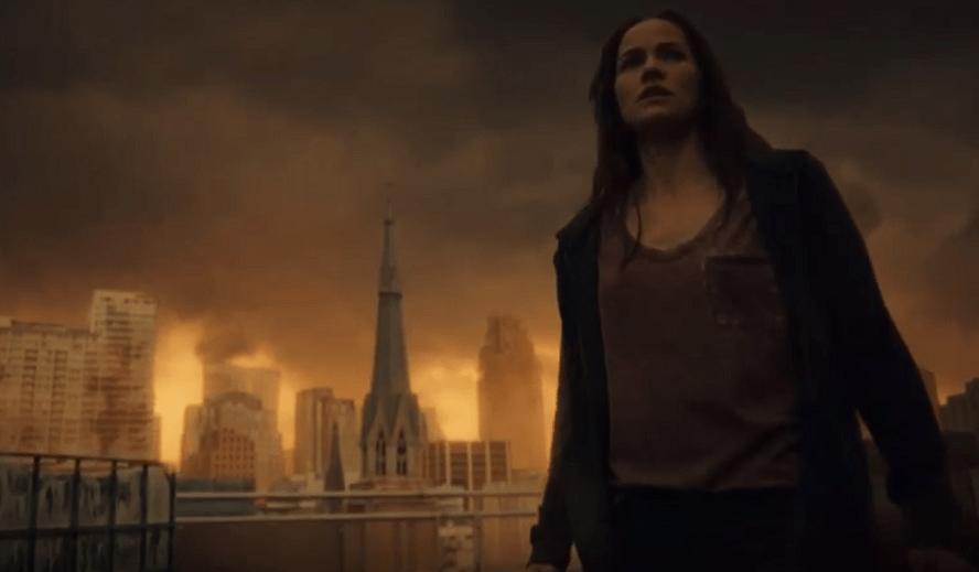 Kelly Overton a caccia di vampiri nell'apocalittico trailer di Van Helsing