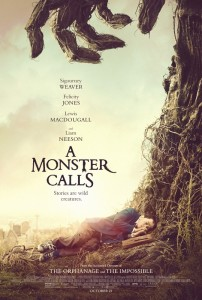 a monster calls poster