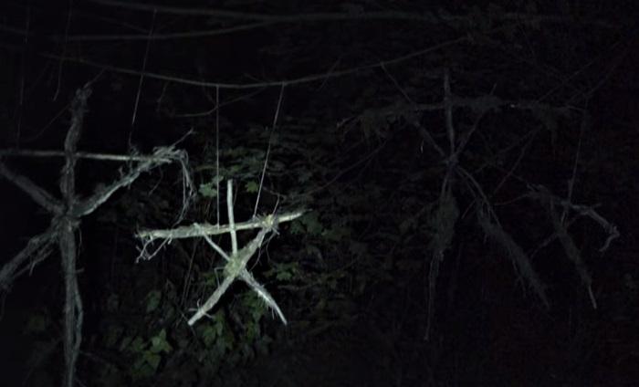 blair witch woods wingard