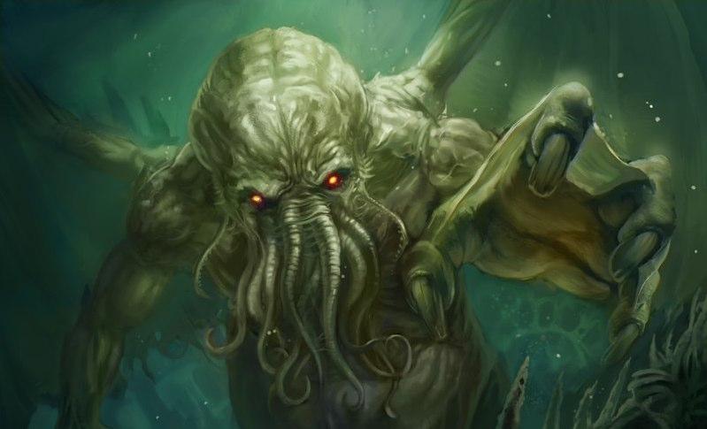 Cthulhu chiama: in preparazione una serie antologica su H. P. Lovecraft