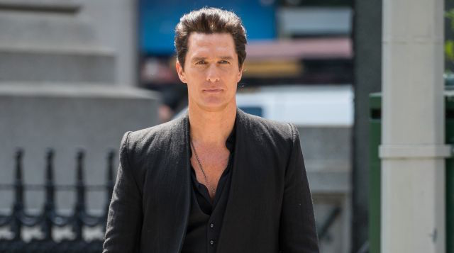 The Dark Tower: prime immagini di Matthew McConaughey come Randall Flagg