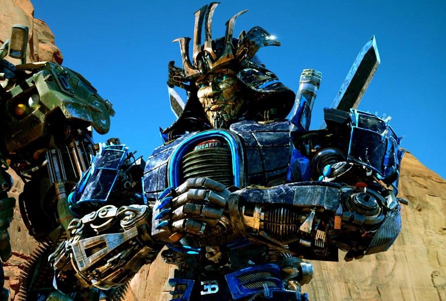 Restyling anche per Drift in vista di Transformers: The Last Knight