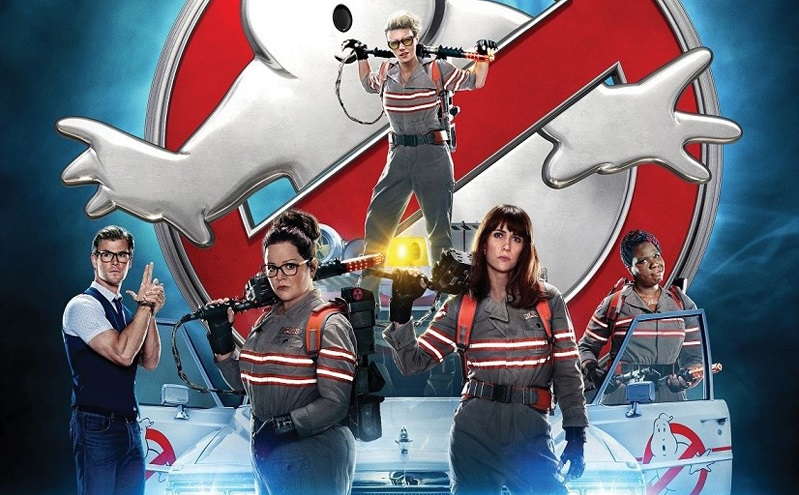 ghostbusters feig poster