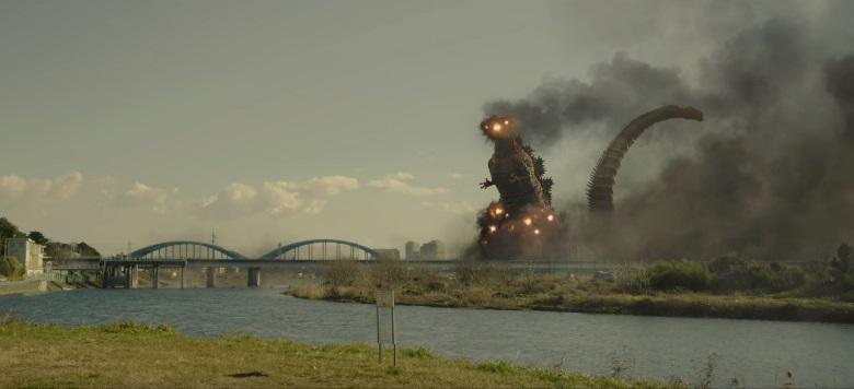 Godzilla Resurgence: il re dei mostri semina il panico a Tokyo nel trailer finale