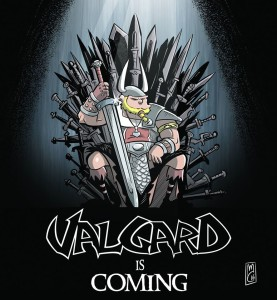it comics valgard