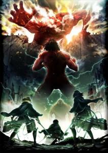 l'attacco dei giganti 2 poster