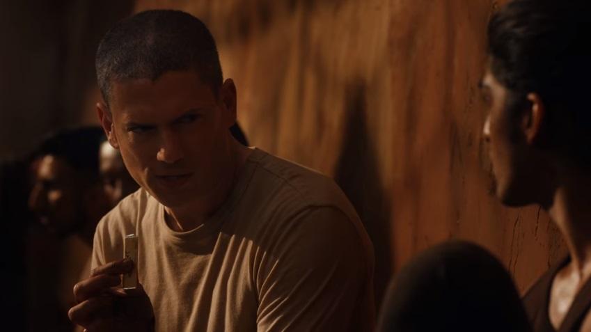 Sneak peek e secondo trailer per la miniserie evento di Prison Break
