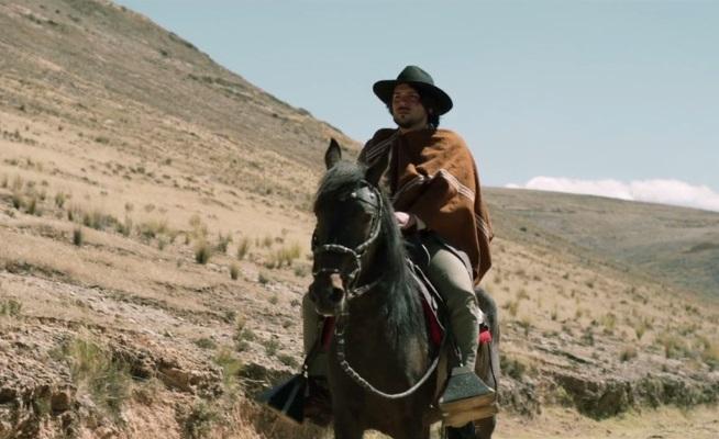 Hans Matos Cámac porta il western sulle Ande nel trailer di Pueblo Viejo