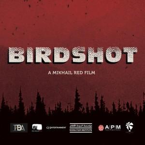 red birdshot poster