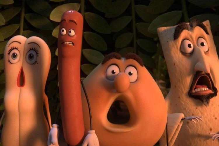 Nuovo sboccatissimo red band trailer per Sausage Party