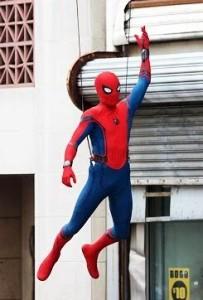 spider-man holland