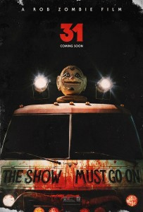 31 zombie poster