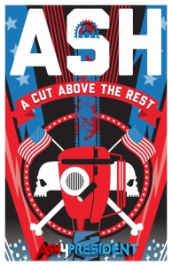 Ash vs Evil Dead poster 3