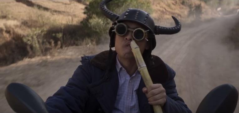 Liu Ye alle prese con un omicidio nel trailer della crime comedy Cock And Bull